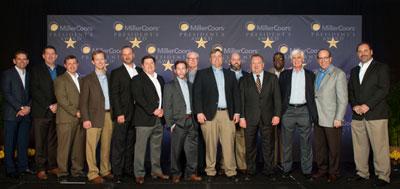 Beverage South of Aiken Columbia MillerCoors Presidents Award Winner
